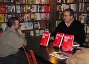 Bruce Piasecki at Red Fox Books