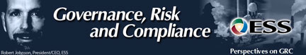 ESS Governance, Risk and Compliance Blog